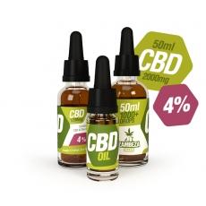 Aceite de CBD 4% 50ml