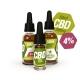 Aceite de CBD Zambeza 4% 50ml
