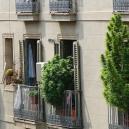 Cultivar marihuana en un balcón